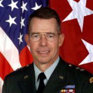 Major General Bob Dees